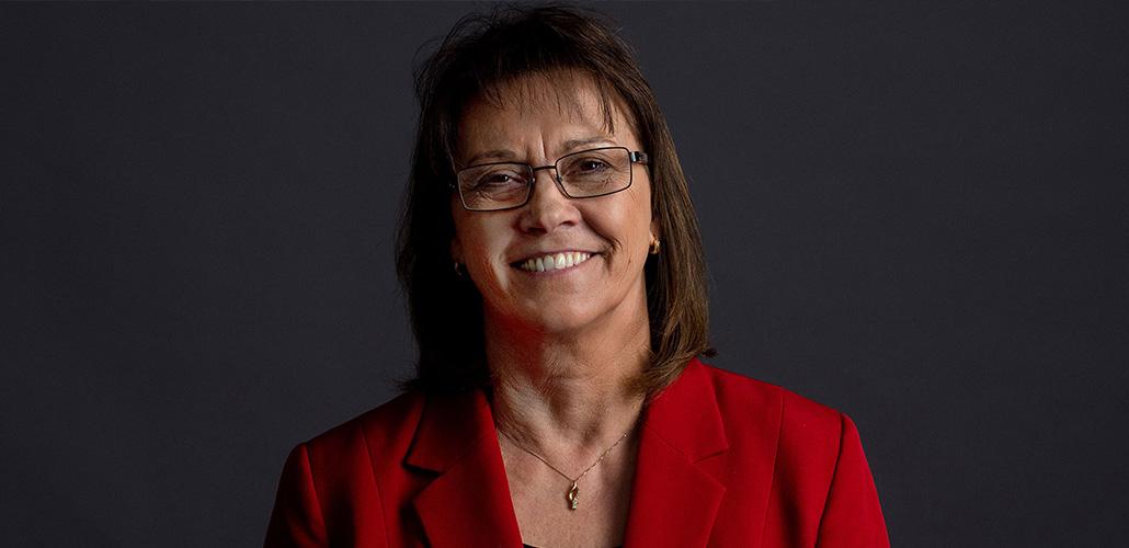 Maureen Gustafson headshot