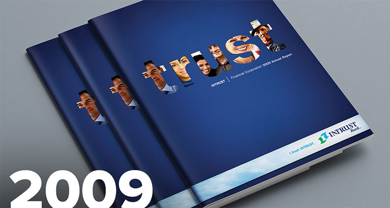 Image of INTRUST Annual Report